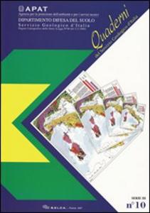 Libro Carta geomorfologica d'Italia 1:50.000. Guida alla rappresentazione cartografica