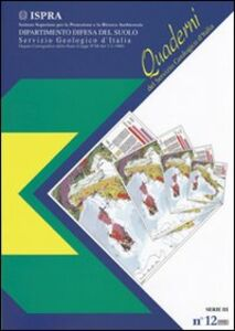 Libro Carta geologica d'Italia 1:50.000