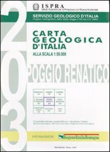 Libro Carta geologica d'Italia 1:50.000 F° 203. Poggio Renatico. Con note illustrative