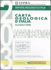 Carta geologica d'Italia 1:50.000 Fº 203. Poggio Renatico. Con note illustrative