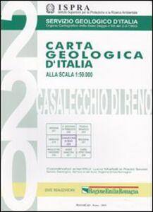 Foto Cover di Carta geologica d'Italia 1:50.000 F° 220. Casalecchio di Reno. Con note illustrative, Libro di  edito da Ist. Poligrafico dello Stato