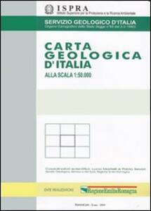Carta geologica d'Italia alla scala 1:50.000 F°504. Sala Consilina con note illustrative
