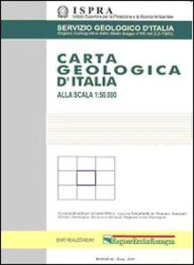 Foto Cover di Carta geologica d'Italia alla scala 1:50.000 F° 303. Siena con note illustrative, Libro di  edito da Ist. Poligrafico dello Stato