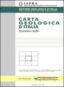 Libro Carta geologica d'Italia alla scala 1:50.000 F° 303. Siena con note illustrative