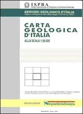 Carta geologica d'Italia alla scala 1:50.000 Fº 303. Siena con note illustrative