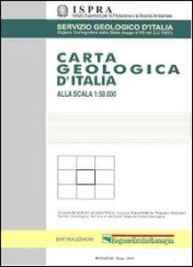 Libro Carta geologica d'Italia alla scala 1:50.000 F° 625. Acireale con note illustrative