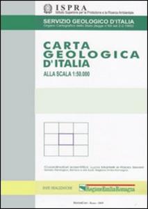 Libro Carta geologica 1:50.000 F° 358. Pescorocchiano