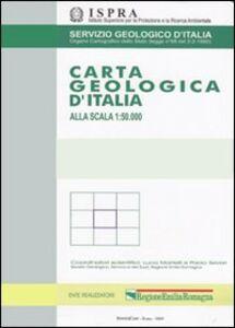 Foto Cover di Carta geologica 1:50.000 F° 613. Taormina, Libro di  edito da Ist. Poligrafico dello Stato
