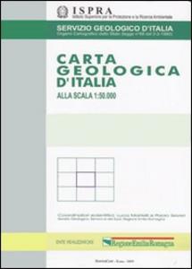 Libro Carta geologica 1:50.000 F° 613. Taormina