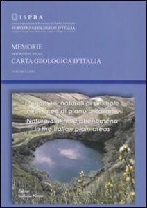 I fenomeni naturali di sinkhole nelle aree di pianura italiane