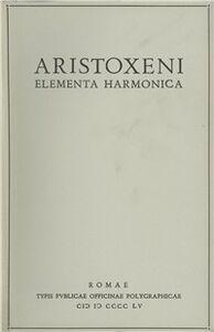 Aristoxeni elementa harmonica