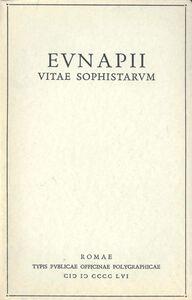 Eunapii vitae sophistarum