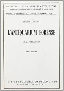 L' antiquarium forense