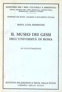 Il museo dei gessi dell'Università di Roma