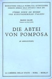 L' Abbazia di Pomposa. Guida. Ediz. tedesca