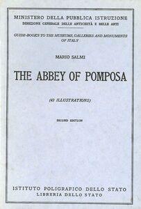 L' Abbazia di Pomposa. Guida. Ediz. inglese