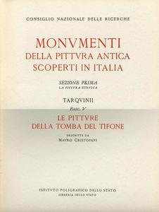 Libro Monumenti della pittura antica scoperti in Italia. Programma dell'opera Giulio E. Rizzo