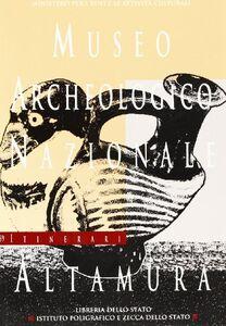 Libro Museo archeologico nazionale, Altamura