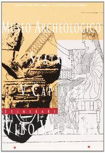 Libro Museo archeologico statale V. Capialbi, Vibo Valentia