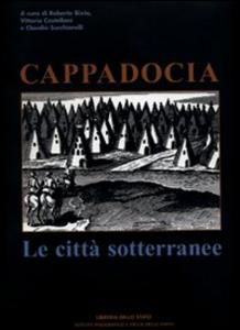 Libro Cappadocia. Le città sotterranee