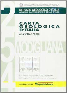 Libro Carta geologica d'Italia 1:50.000. Modigliana. Con note illustrative