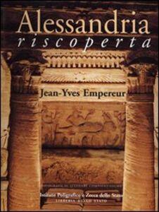 Libro Alessandria riscoperta Jean-Yves Empereur