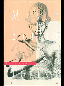 Libro Museo egizio, Torino Alessandro Roccati