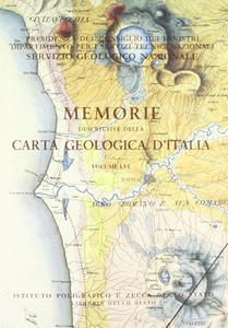 Libro Memorie descrittive della carta geologica d'Italia. Vol. 56