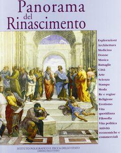 Libro Panorama del Rinascimento Margaret Aston