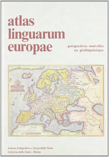 Grandtoureventi.it Atlas linguarum Europae. Vol. 1: Perspectives nouvelles en géolinguistique. Image