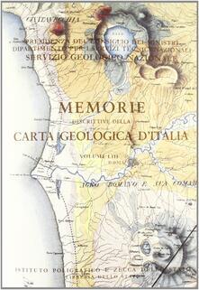 Memorie descrittive della carta geologica d'Italia. Vol. 53