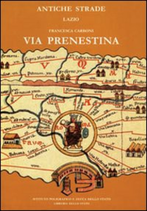 Libro Via Prenestina Francesca Carboni