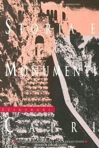 Libro Capri. Storia e monumenti Amedeo Maiuri