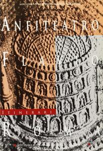 Libro Anfiteatro Flavio, Roma Rossella Rea