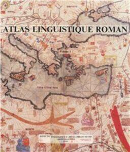 Libro Atlas linguistique roman. Vol. 1