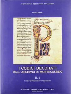 I codici decorati dell'Archivio di Montecassino