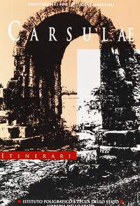 Libro Carsulae Paolo Bruschetti