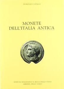 Libro Monete dell'Italia antica Fiorenzo Catalli