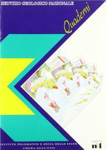 Carta geomorfologica d'Italia. Quaderni. Serie 3ª. Vol. 4