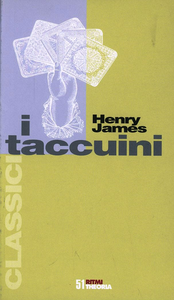 Libro I taccuini Henry James