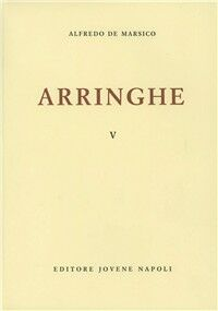 Arringhe. Vol. 5