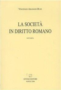 La società in diritto romano