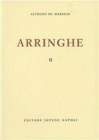 Arringhe. Vol. 2