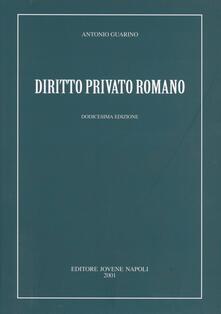 Equilibrifestival.it Diritto privato romano Image