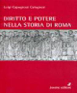 Diritto e potere nella storia di Roma