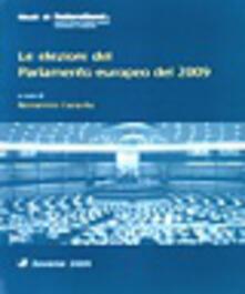 Le elezioni del Parlamento europeo del 2009 - copertina