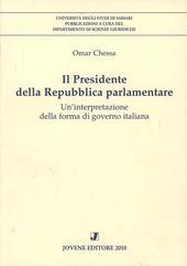 Il presidente della repubblica parlamentare un for Repubblica parlamentare italiana