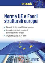 Norme UE e Fondi strutturali europei