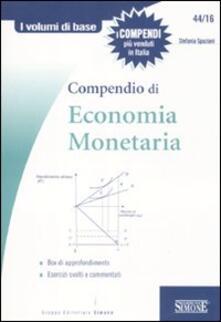 Compendio di economia monetaria.pdf