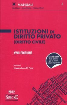 Istituzioni di diritto privato (diritto civile).pdf
